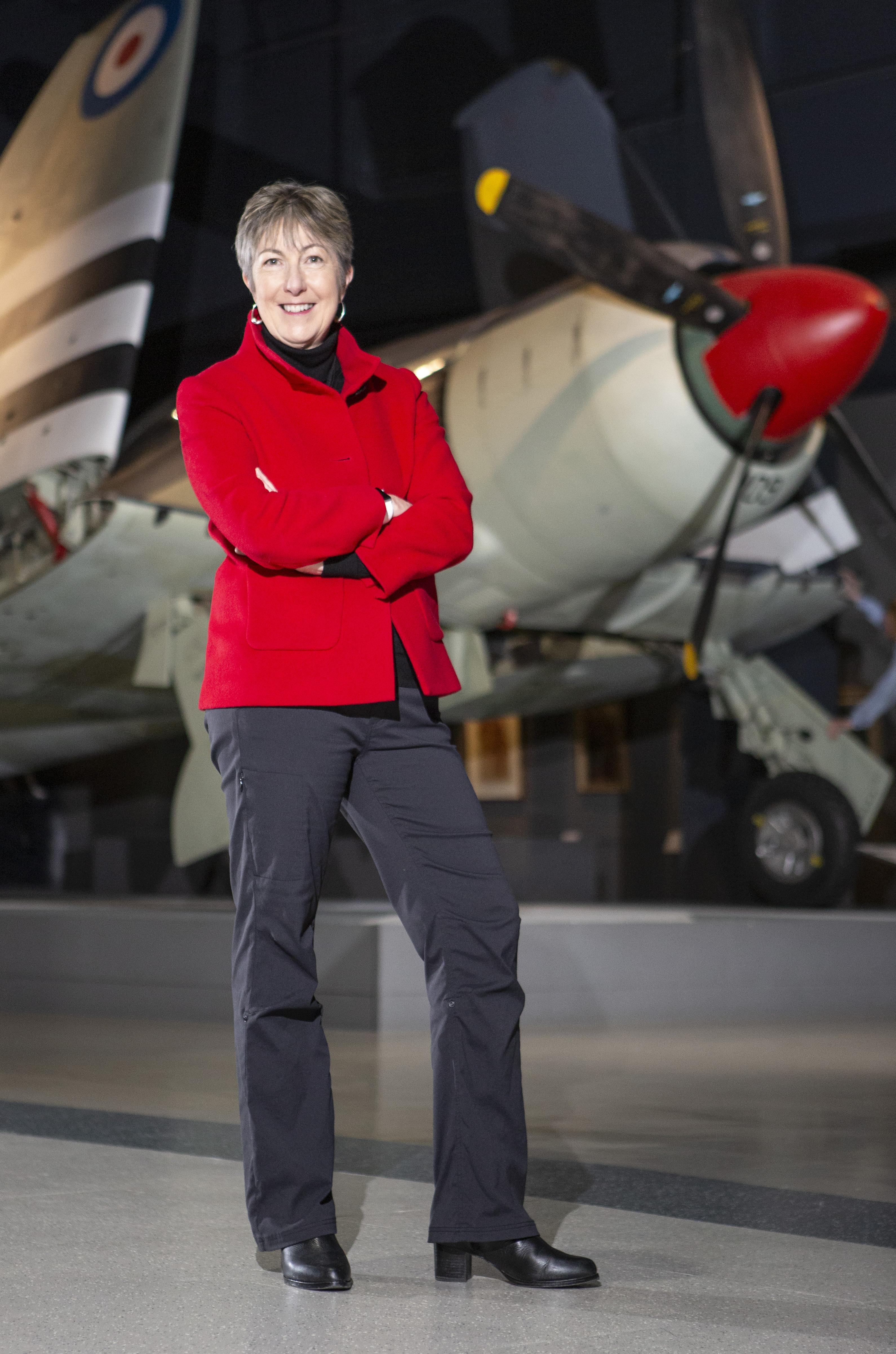 Wing Commander Robyn Clay-Williams (Retd)